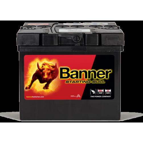 Baterie Auto Banner Starting Bull 30 Ah cu borne inverse (53034)