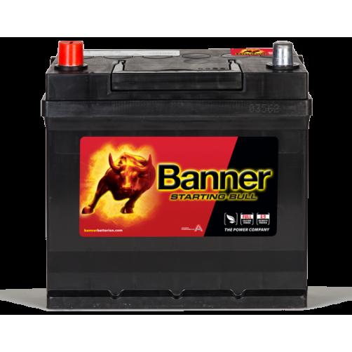 Baterie Auto Banner Starting Bull 45 Ah cu borne inverse (54579)
