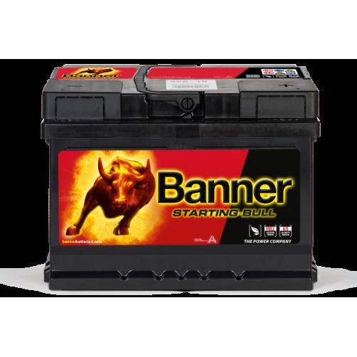 Baterie Auto Banner Starting Bull 55 Ah (55519)