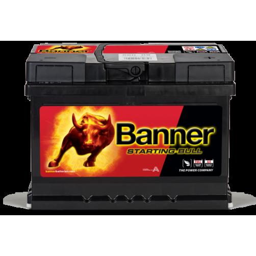 Baterie Auto Banner Starting Bull 60 Ah (56009)