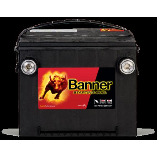 Baterie Auto Banner Starting Bull 60 Ah cu borne inverse (56010)