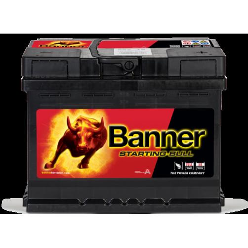 Baterie Auto Banner Starting Bull 62 Ah