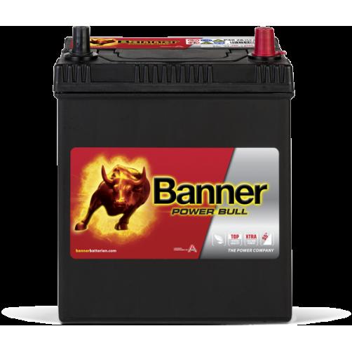 Baterie Auto Banner Power Bull 40 Ah cu borne subtiri