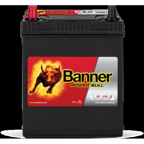 Baterie Auto Banner Power Bull 40 Ah cu borne inverse subtiri