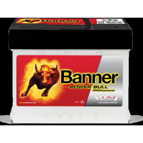 Baterie Auto Banner Power Bull PROfessional 50 Ah