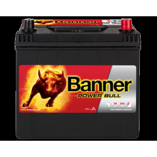 Baterie Auto Banner Power Bull 60 Ah