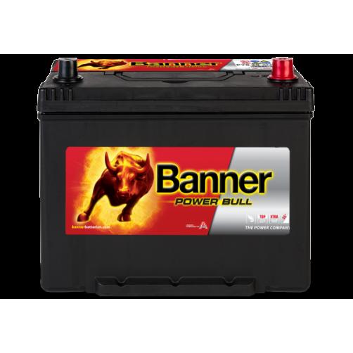Baterie Auto Banner Power Bull 70 Ah