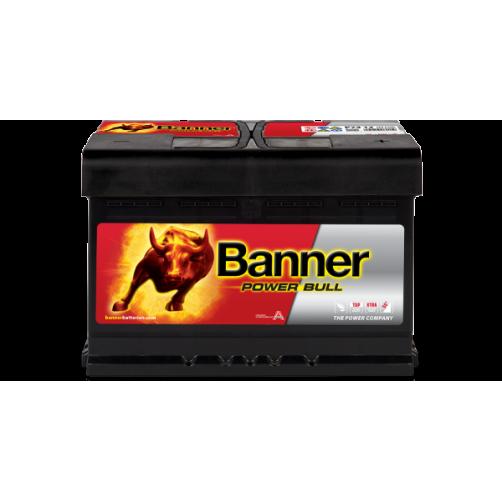 Baterie Auto Banner Power Bull 74 Ah (P7412)