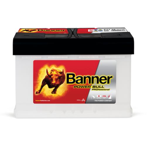 Baterie Auto Banner Power Bull PROfessional 77 Ah (P7740)