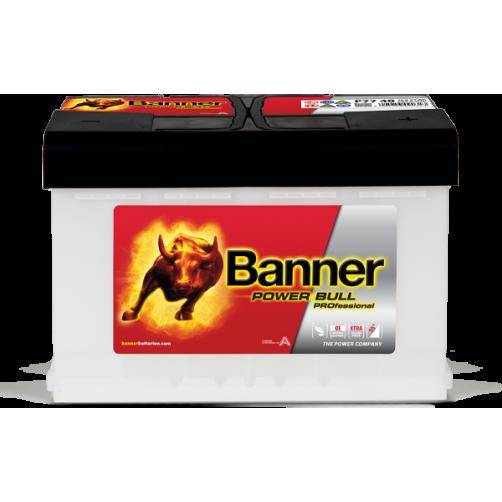 Baterie Auto Banner Power Bull PROfessional 77 Ah