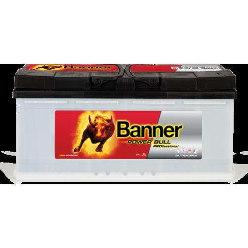 Baterie Auto Banner Power Bull PROfessional 100 Ah