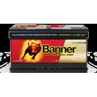 Baterie Auto Banner Running Bull AGM 92 Ah (59201)