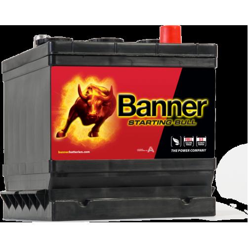 Baterie Auto Banner Starting Bull 6V 66 Ah (06612)