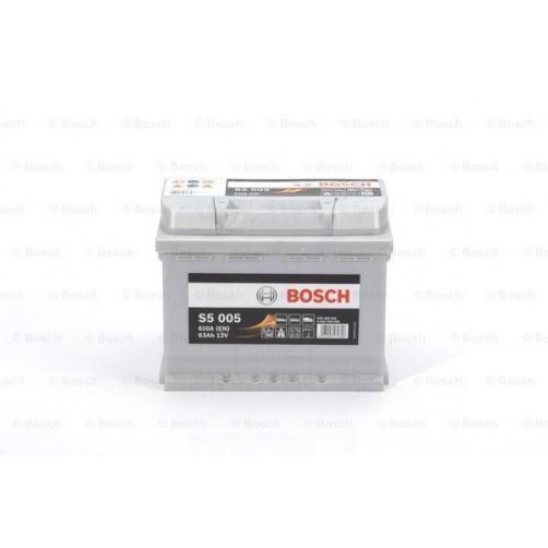 Baterie Auto Bosch S5 63 Ah (0092S50050)