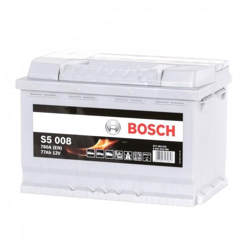 Baterie Auto Bosch S5 77 Ah (0092S50080)