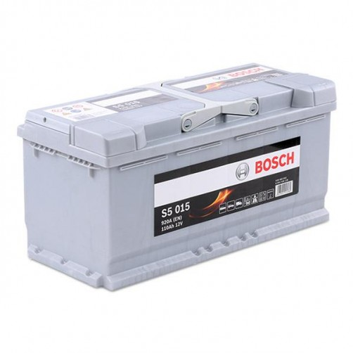 Baterie Auto Bosch S5 110 Ah (0092S50150)