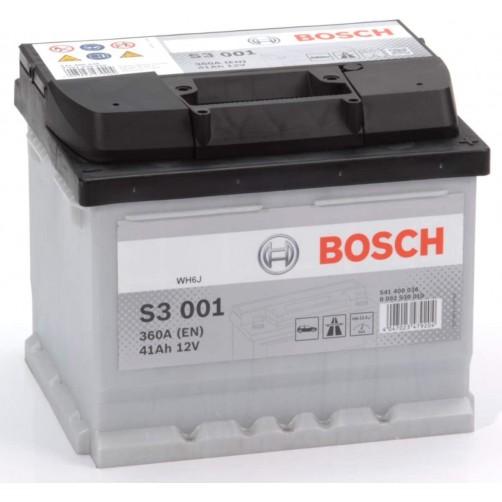 Baterie Auto Bosch S3 41 Ah (0092S30010)