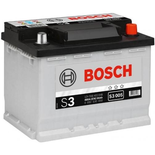 Baterie Auto Bosch S3 56 Ah (0092S30050)