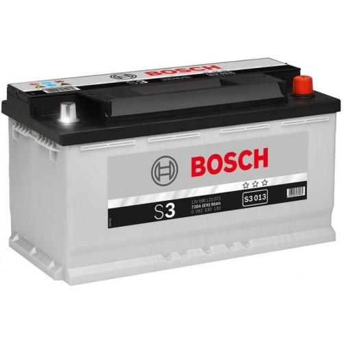 Baterie Auto Bosch S3 90 Ah (0092S30130)