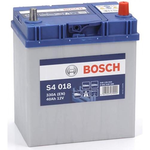Baterie Auto Bosch S4 40 Ah (0092S40180)