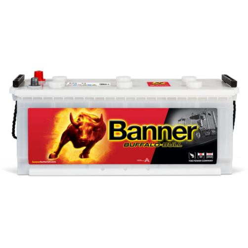 Baterie Auto Banner Buffalo Bull 120 Ah (62034)