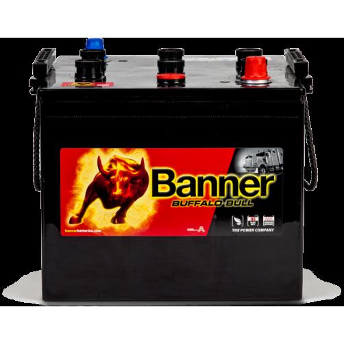 Baterie Auto Banner Buffalo Bull 125 Ah (62523)