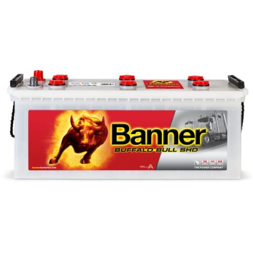 Baterie Auto Banner Buffalo Bull SHD 140 Ah (SHD 64035)
