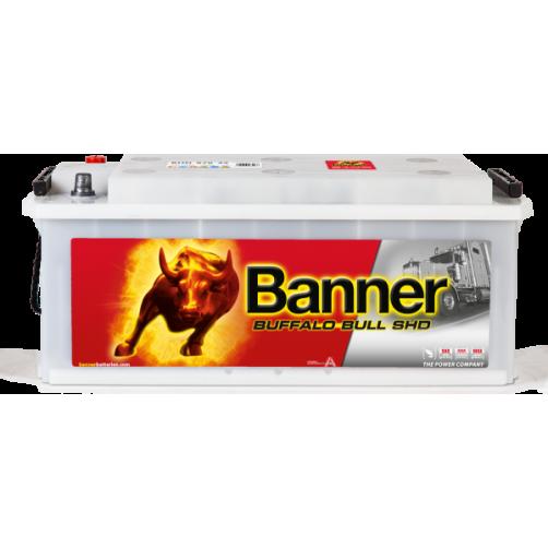 Baterie Auto Banner Buffalo Bull SHD 170 Ah (SHD 67033)