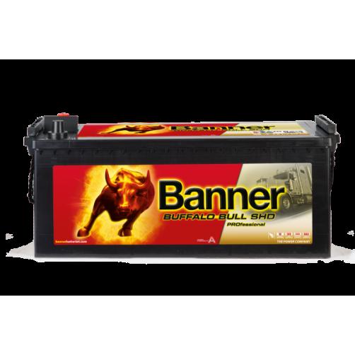 Baterie Auto Banner Buffalo Bull SHD PROfessional 225 Ah (SHD PRO 72503)
