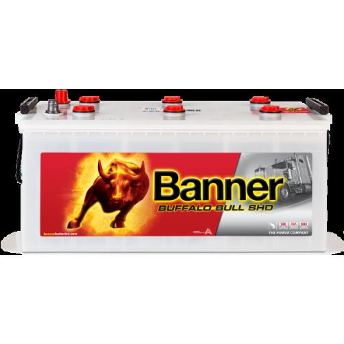 Baterie Auto Banner Buffalo Bull SHD 225 Ah (SHD 72511)