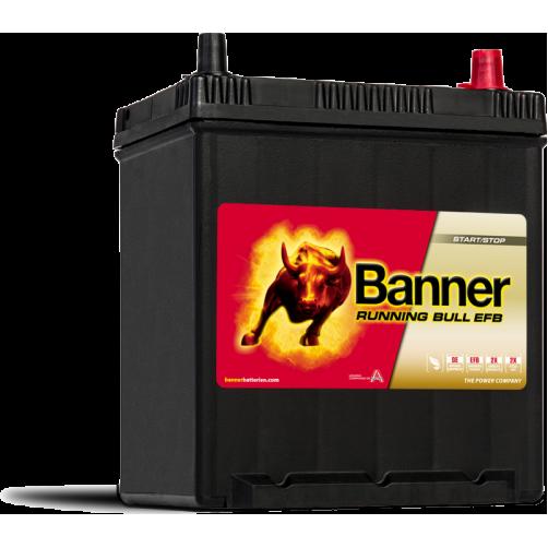 Baterie Auto Banner Running Bull EFB ASIA 38 Ah (53815)