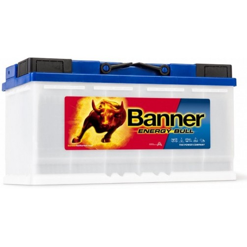 Baterie Hobby Banner Energy Bull 100 Ah (95751)
