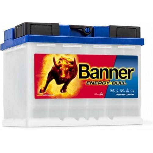 Baterie Hobby Banner Energy Bull 60 Ah (95501)