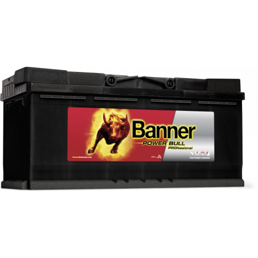 Baterie Auto Banner Power Bull PROfessional 100 Ah (P10040)