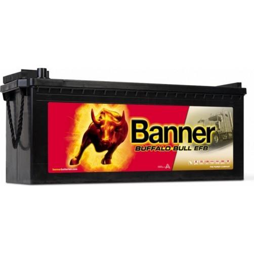 Baterie Auto Banner Buffalo Bull EFB 240 Ah (EFB 74017)