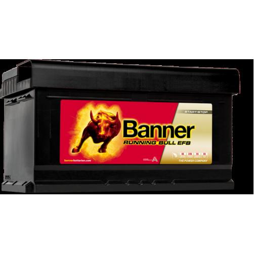 Baterie Auto Banner Running Bull EFB 75 Ah (57512)