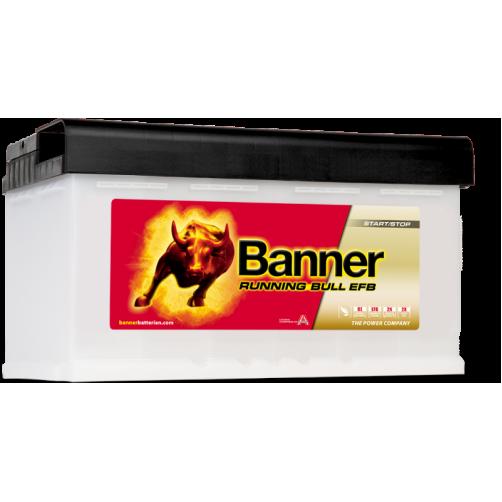 Baterie Auto Banner Running Bull EFB 85 Ah (58511)