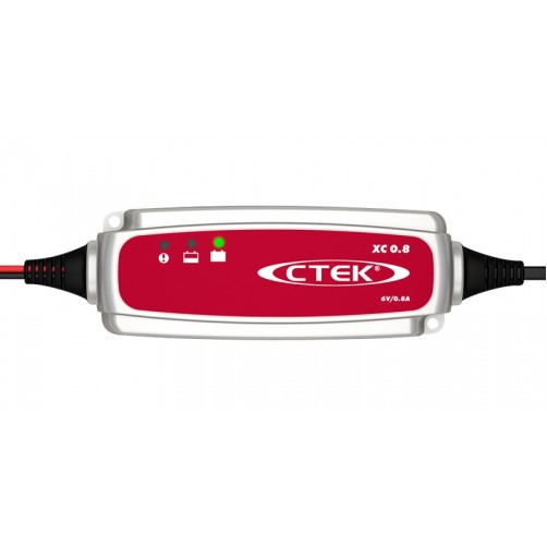 Redresor CTEK XC 6V 0.8A cu microprocesor pentru baterii Auto, Moto si Stationare