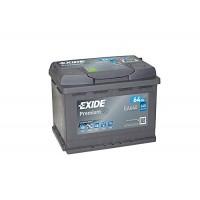 Baterie Auto Exide Premium 64 Ah (EA640)