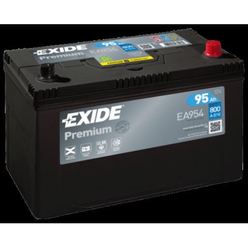 Baterie Auto Exide Premium 95 Ah (EA954)