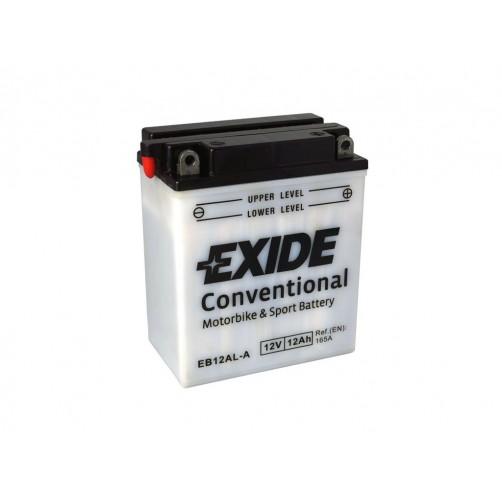 Baterie Moto Exide Bike Conventional 12 Ah (EB12AL-A)
