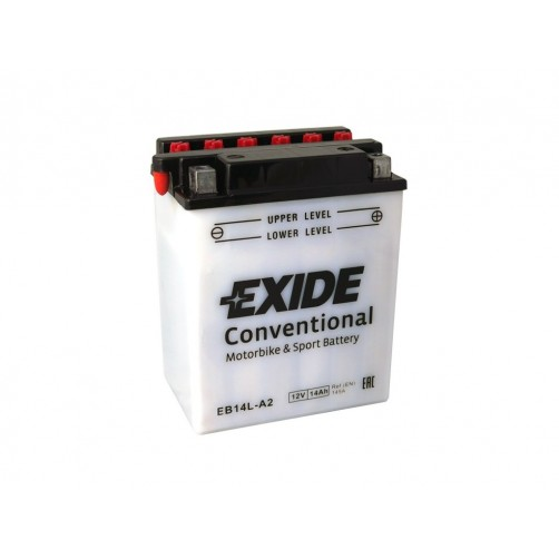 Baterie Moto Exide Bike Conventional 14 Ah (EB14L-A2)