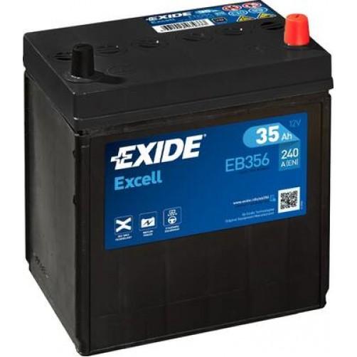 Baterie Auto Exide Excell 35 Ah (EB356)