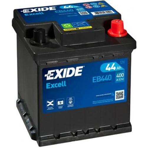 Baterie Auto Exide Excell 44 Ah (EB440)