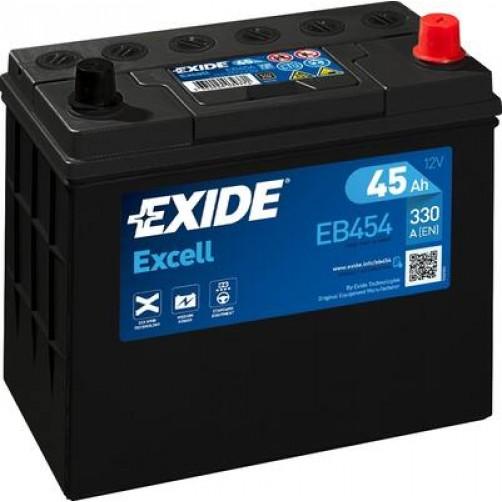 Baterie Auto Exide Excell 45 Ah (EB454)