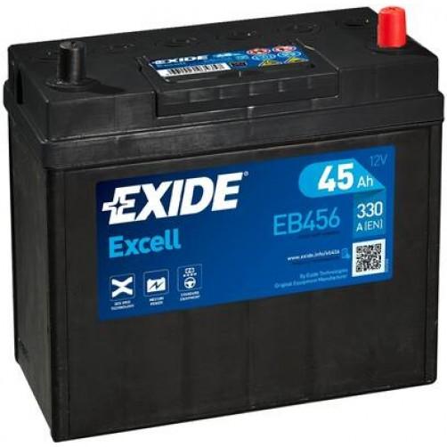 Baterie Auto Exide Excell 45 Ah (EB456)