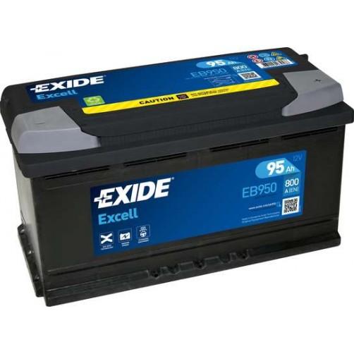 Baterie Auto Exide Excell 95 Ah (EB950)