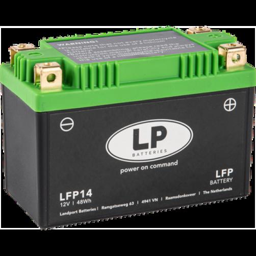 Baterie Moto Landport Litiu 4 Ah (48 Wh)