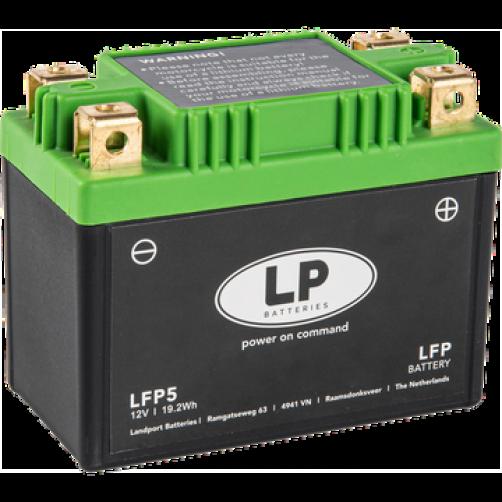 Baterie Moto Landport Litiu 1.6 Ah (19.2 Wh)