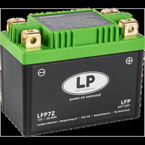 Baterie Moto Landport Litiu 2.4 Ah (28.8 Wh)